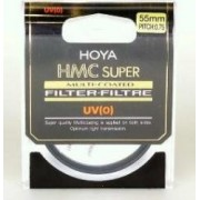Filtru Hoya UV HMC Super 55mm