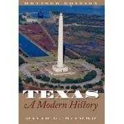 Texas, A Modern History by David G. McComb