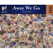 Away We Go 1000 Piece Puzzle by Go Games