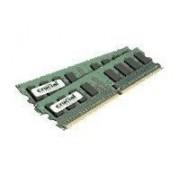 Mémoire Crucial mémoire - 4 Go : 2 x 2 Go - DIMM 240 broches - DDR2