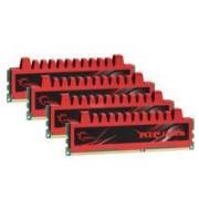 G.Skill 8 GB DDR3-RAM - 1600MHz - (F3-12800CL9Q-8GBRL) G.Skill Ripjaws-Serie CL9