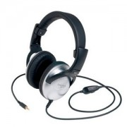 Koss UR29 08 OVER EAR HEAD SET 3.5MM8FT VOL LEATHERETTE (Headphones / Light-Weight / On-Ear)