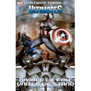Ultimate Comics Ultimates: Divided We Fall - United We Stand by Samuel Ryan Humphries