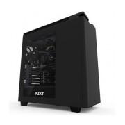 Gabinete NZXT H440 con Ventana, Midi-Tower, ATX/micro-ATX/mini-iTX, USB 2.0/3.0, sin Fuente, Negro