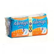 Always Ultra Duo pack 2 x 10 buc