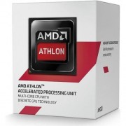 CPU AMD, Athlon X4 5150 Processor BOX, soc. FS1b/AM1, 25W, Radeon HD 8400