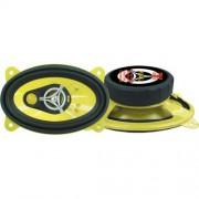 Pyle PLG46.3 altavoz audio Altavoces para coche (3-way, 180 W, 90 W, 152.4 mm, 101.6 mm, 12.7 mm)