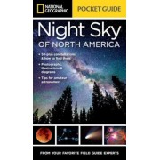 National Geographic Pocket Guide to the Night Sky of North America, Paperback