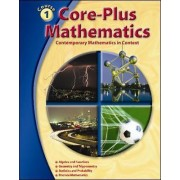Core-Plus Mathematics Course 1, Student Edition by McGraw-Hill Education