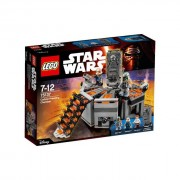 Lego star wars - camera di congelamento al carbonio