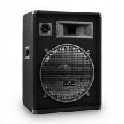 Auna PW-1522 DJ PA 3-Way Difuzor 38 cm 800 W