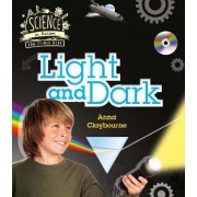 How Things Work: Light & Dark by Anna Claybourne