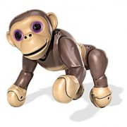 Zoomer Chimp Interactive Chimp with Voice Command Movement and Sensors by Spin Master