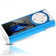New SSBright Display MP3 Player+Earphones+Cable