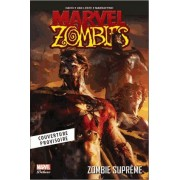 Marvel Zombies Tome 4 - Zombie Suprême - Opération Destruction - Halloween