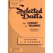 Selected Duets for Cornet or Trumpet, Volume II Advanced by H Voxman
