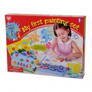 Playgo My First Painting Set - Finger Paint -EduToys