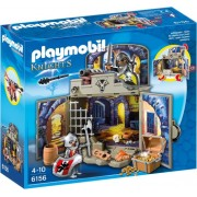 Playmobil Speelbox Ridder Schatkamer - 6156