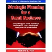 Strategic Planning for a Small Business by Richard E Hall