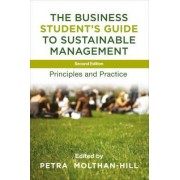 The Business Student's Guide to Sustainable Management by Petra Molthan-Hill