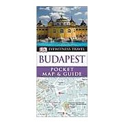 DK Eyewitness Pocket Map and Guide: Budapest