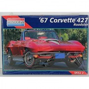 852968 1/25 67 Corvette 427 Roadster by Revell