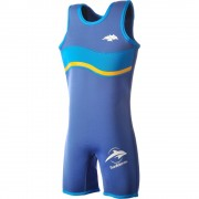 Konfidence - Costum inot copii din neopren Warma Wetsuit Aqua
