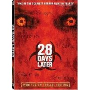 28 DAYS LATER DVD 2002