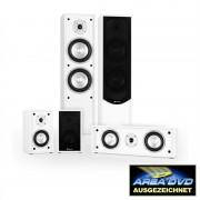 Auna Linie-300-WH Equipo de sonido home cinema 5.0 265W RMS