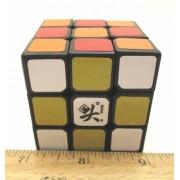 Dayan 50mm ZhanChi 3x3 Speed Cube Black Small 5cm