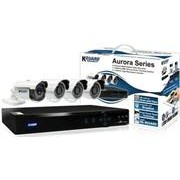 KGuard 4 Channel Aurora Series Combo Kit