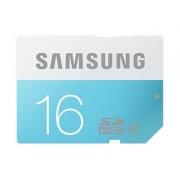 Samsung Standard MB-SS16D - Carte mémoire flash - 16 Go - Class 6 - SDHC
