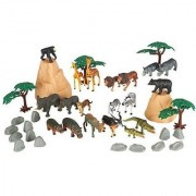 Animal Planet Big Tub of Safari Animals Playset