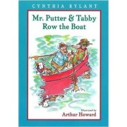Mr Putter and Tabby Row the Boat by Cynthia Rylant