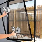 ProPlus Přísavka na sklo trojdílná hliníková