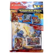 Lego 807990 Scheda - Ninjago Starter Kit Con Edizione Limitata Kai, Multicolore