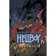 Geschichten aus dem Hellboy-Universum 4 by Mike Mignola