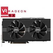 Placa video Sapphire Radeon RX 580 Nitro +, 4G, DDR5, 256 bit