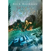 Percy Jackson and the Battle for the Labyrinth by Rick Riordan