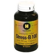 Highland stress-B 100 tabletta 60db