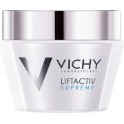 Vichy Liftactiv Supreme ránctalanító és feszesítő arckrém száraz, nagyon száraz arcbőrre 50 ml