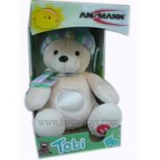 Нощна лампа - плюшена играчка Тоби