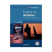 English for Aviation - Student Book and MultiROM Pack