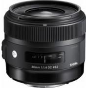 Obiectiv Foto Sigma 30mm f1.4 EX DC HSM Art Nikon