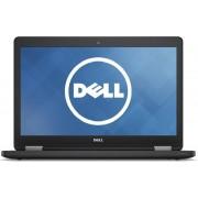 "Laptop Dell Latitude 15 5570 (Procesor Intel® Quad-Core™ i7-6820HQ (8M Cache, up to 3.60 GHz), Skylake, 15.6""FHD, 8GB, 256GB SSD, AMD Radeon R7 M370@2GB, Wireless AC, FPR, Tastatura iluminata, Ubuntu)"