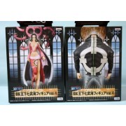 Seven Warlords of the Sea One Piece DX Figure vol.4 king whole set of 2 (japan import)