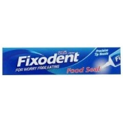 Fixodent Food Seal crema adeziva pentru proteze dentare