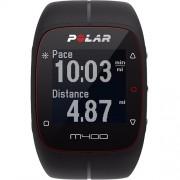 Bratara Fitness M400 Negru Cu GPS Polar