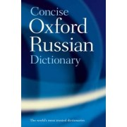 The Concise Oxford Russian Dictionary by Marcus Wheeler