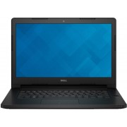 Laptop DELL Latitude 3460(seria 3000), Intel Core i3-5005U, 14'' HD, 4GB, 500GB, GMA HD 5500, Linux, Black